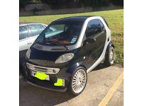 "Rare Smart Car Fortwo 17"" Kahn Alloys Custom Exhaust Turbo"