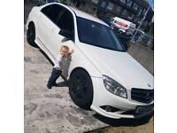 ⭐Mercedes c class c200cdi⭐AMG modified replica swap/px Audi bmw