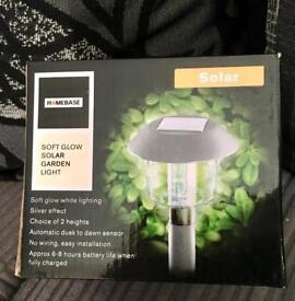 NEW Solar Garden Lights