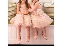 Girls Next Signature Flowergirl Dress Age 6