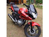 Honda CBF 125 - very low mileage