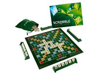 Scrabble - hardly used
