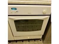 Hygena intergrated gas oven & hob