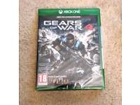 Gears of War 4, Brand New and Sealed