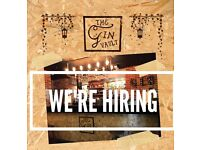 Bar and Floor staff needed for week day and Weekends