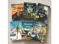 BREAKING BAD | FULL COLLECTION DVDS