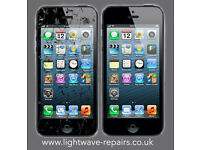 iPhone 5 5c 5s screen repair service replacement Northampton Northamptonshire