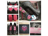 Womens Heels - Iron Fist/New Look