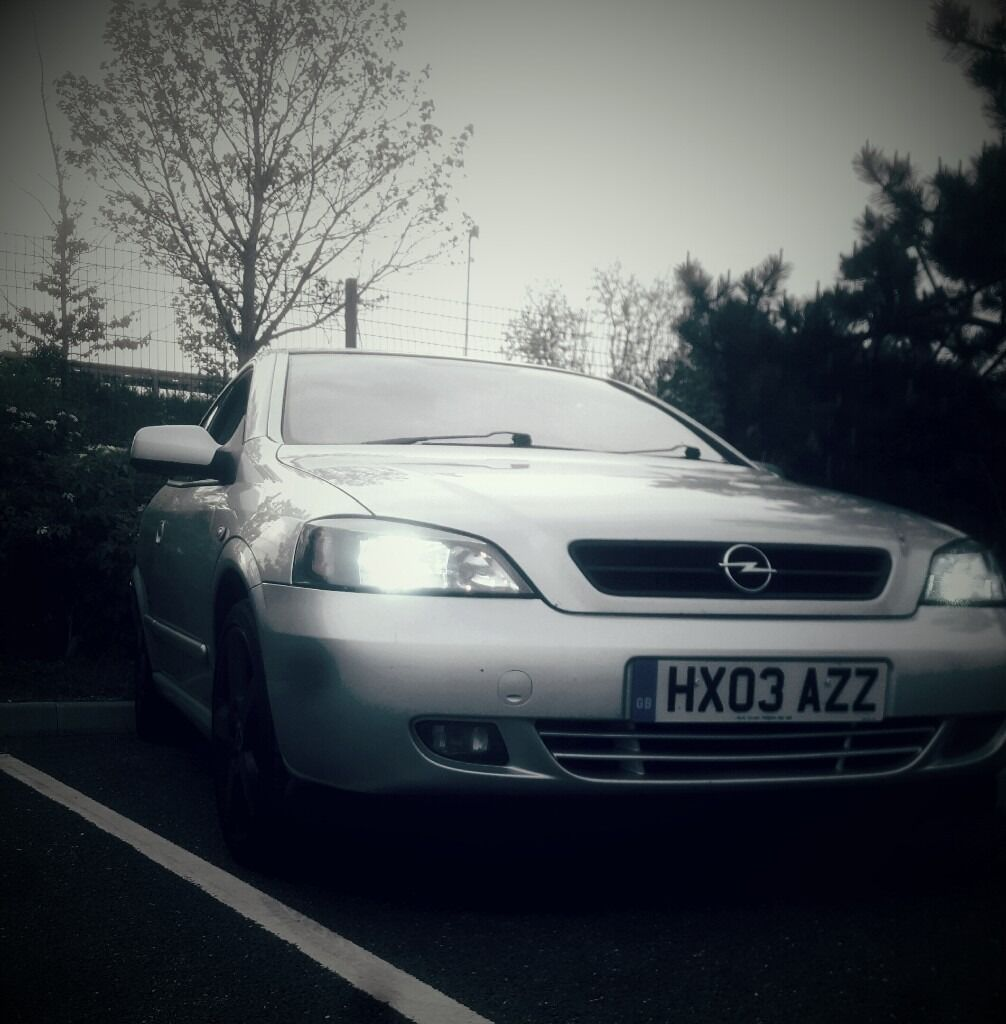 Opel Astra Coupe Turbo Linea Blu In Portsmouth Hampshire Gumtree Fuse Box Vauxhall T Reg