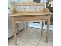 Wooden Wash Stand/Unit
