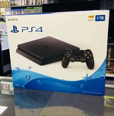 PS4 1TB Brand New Console with Controller you may receive white console bundle.