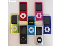 x5 JobLot / Wholesale 4th Gen 16GB MP3 MP4 Music Player