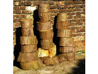 timber logs wood slices St Denys Portswood Southampton