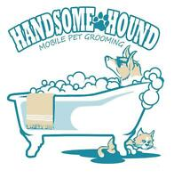 HANDSOME HOUND MOBILE PET GROOMING