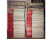 Huge Music Magazine Collection Q / Mojo / Uncut Magazine + Supplements Over 150 Magazines Excellent