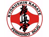 Welcome to Kyokushin Karate Fernando Dojo