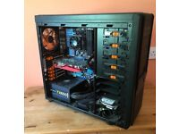 PC Gaming/Workstation Custom Build (AMD FX(TM)-4100, 8GB RAM, AMD Radeon 7850)