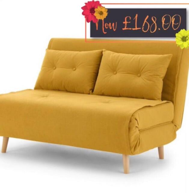 Terrific On Sale Made Com Stylish Small Double Sofa Bed In Andover Hampshire Gumtree Evergreenethics Interior Chair Design Evergreenethicsorg