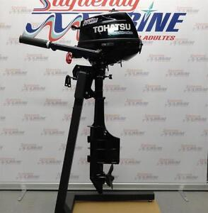 2015 Tohatsu MFS3.5BL Hors-bord Four Stroke Pied Long