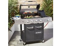 Outback Lumina 4 Burner Gas Barbeque BBQ Brand New