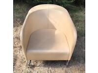 Bespoke Vintage armchair one seater sofa chair