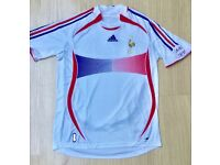 Adidas football France uniform TS. size M