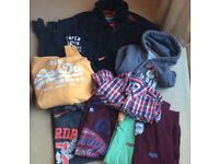 Superdry Bundle - Jacket, Sweater, Hoodies, T shirts, Shirt