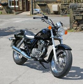 2010 Suzuki Maurader GZ 125 L0 fuel injection. Reluctant sell and has now been sold