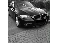 BMW 320D M SPORT AUTOMATIC 181 BHP LEATHER INTERIOR BLACK EDITION LOOK LCI FACELIFT BARGAIN @£4499✅