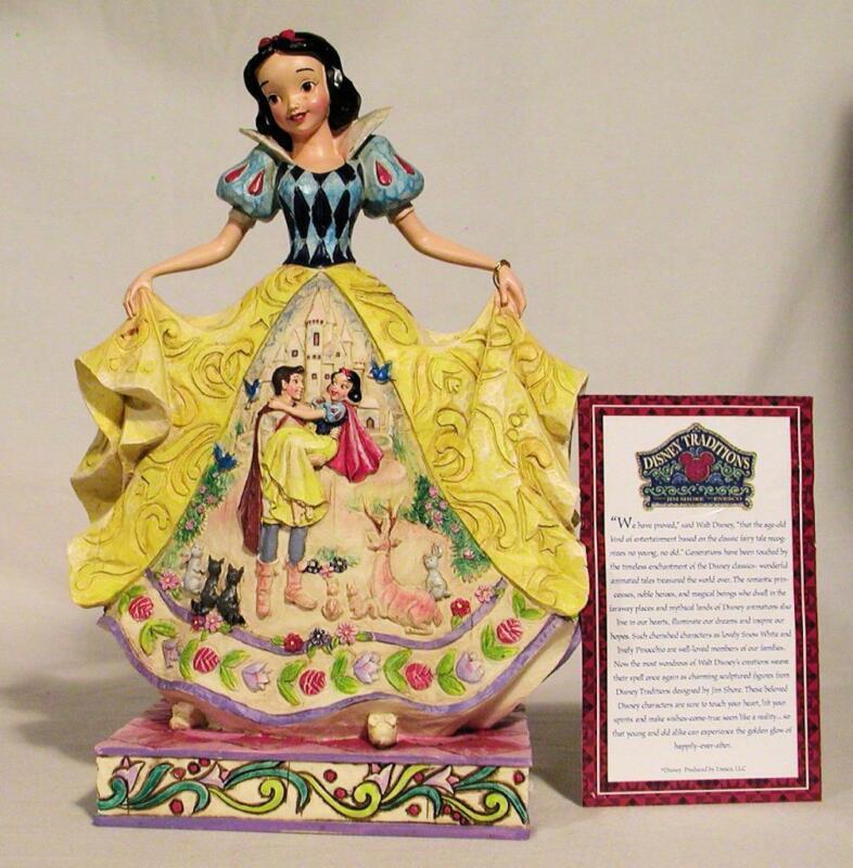 2009 Jim Shore Walt Disney Showcase Collection - Snow White - 4007992