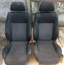 Vw Golf 4 MK4 Bora Recaro seats bucket sport GTTDI Full Set 5 door