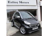 2013 SMART FORTWO CONVERTIBLE,PETROL,AUTO,TAX FREE,17K MILES,SAT NAV,BLUETOOTH,AIR CON,FULL HISTORY