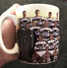 Hull FC Cup From The 1990's