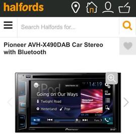Got this for sale touch screen d&b with Bluetooth aswell £90