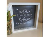 """My Angel"" Personalised Frame"