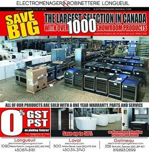 MEGA LIQUIDATION CENTER APPLIANCES & PLUMBING