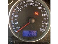 2005 Silver VW Passat, LHD, 1.8T 110Kw, Estate, Variant, Trendline, Plus Packet