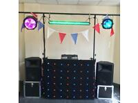 Disco Hire - Professional DJ Setup For Hire / Rent - South Yorkshire