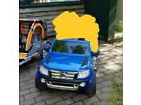 Ford Ranger Electric 12v Car Kids