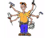Handyman required for various tasks £50 per day end of shift