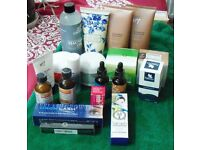 MIXED LOT OF VARIOUS BEAUTY PRODUCTS. BRAND NEW.