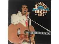 ELVIS PRESLEY - Greatest Hits [Six Vinyl LP, Box Set,1978] UK GELV-6A Rare