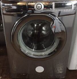 Hoover 11kg 1400 Spin Chrome Silent LCD A+++ Rated Washing Machine 1 YEAR GUARANTEE FREE FITTING