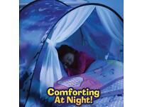 Dream Tents, Winter Wonderland, foldable Tent, POP Up Indoor Kids/Babies