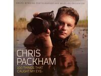 Chris Packham 100 Things That Caught My Eye Photography Book