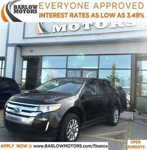 2013 Ford Edge SEL**AMVIC INSPECTION & CARPROOF!
