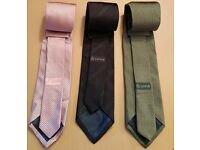 LOTUS ORIGINALS BRANDED TIES