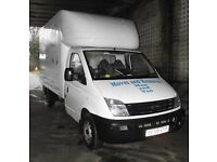 £20 Man And Van, Students Discount, Sheffield Based Removals, Moves And Removes, From £20ph.