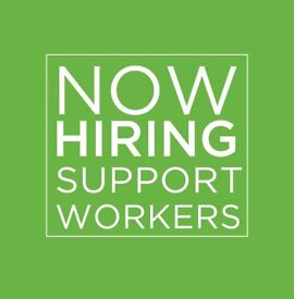 Recruiting Support Worker in our Residential Service in Earls Colne near Braintree