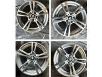 """18"""" BMW 400m wheels"""
